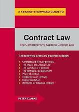 Contract Law, Peter Clarke