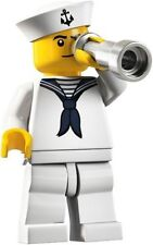 LEGO 8804 MINIFIGURES SERIES 4 - SAILOR repacked new