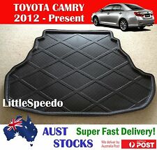 TOYOTA CAMRY Boot Liner Cargo Mat Trunk Tray Protector AUST STOCK FAST SHIPPING