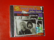 DARYL HALL & JOHN OATES SHE'S GONE AND OTHER HITS CD 10 TRK NEW SEALED 1998 EU