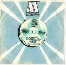 """MARVIN GAYE - GOT TO GIVE IT UP - RARE PROMO 7"""" 45 VINYL RECORD 1977"""