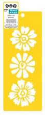 Delta Stencil Mania - Flower Trio