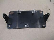 BMW R100RT R100GS R100RS R80RT R80 airhead license plate bracket