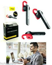 Genuine Jabra Stealth Handsfree Bluetooth Headset For Smartphones iPhone LG HTC