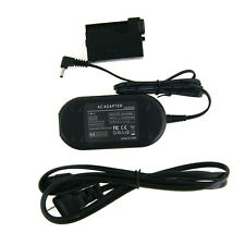 New AC Adapter Power for CANON ACK-E8 EOS 550D 650D 600D 700D W/ DR-E8 Module GG