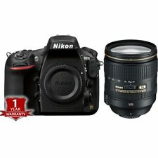 Nikon D810 Digital SLR Camera Body + 24-120mm Lens - NEW   Savings Kit