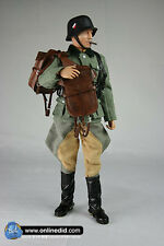 "DiD 1/6 WWII German Reiterregiment 2 ""Rozan Stubbendorf"" Military Action Figure"