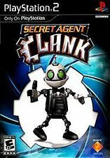 Secret Agent Clank PS2 New / factory SEALED Sony Playstation 2