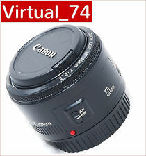 Canon EF 50mm f1.8 Mark II Prime Lens for all EOS cameras - Free UK P & P