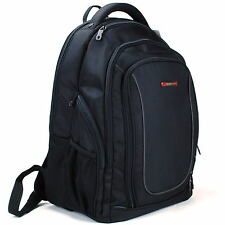 "Alpine Swiss 15.6"" Laptop Backpack Book Bag Notebook Case Computer Back Pac"