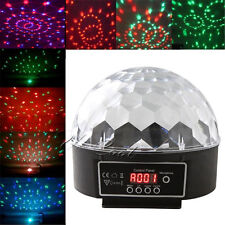 DMX512-4 LED Club Ball Projector Light Disco Dj Party Stage Lighting Digital