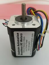 new ANAHEIM AUTOMATION BLY17 BRUSHLESS DC MOTOR BLY172S-24V-4000