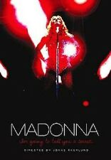 "MADONNA ""I´M GOING TO TELL YOU A SECRET"" DVD+CD NEUWARE"