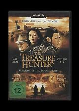 DVD THE TREASURE HUNTER - INDIANA JONES TRIFFT AUF MUMIE - ASIA-ACTION * NEU *