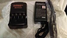 OEM Duracell Rechargeable ACCU 15 Minute Charger for AA AAA Batteries CEF15NC