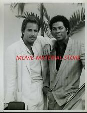 "Don Johnson Philip Michael Thomas Miami Vice Original 7x9"" Photo #K3715"