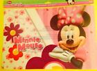 DISNEY MINNIE MOUSE LG PLASTIC PLACEMAT - GREAT COLORS! NEW!