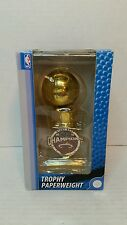 Miami Heat 2013 NBA Champions Replica Trophy Paper Weight Paperweight Forever