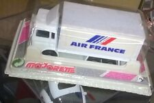 MAJORETTE SÉRIE 200 CAMION CONTAINER AIR FRANCE Surf REF 285 Neuf Ss Blister