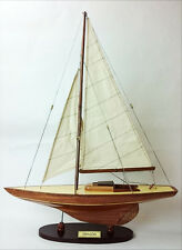 "20"" Dragon Wooden Sailing Boat Model"