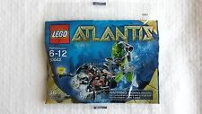 Lego 30042 ATLANTIS Deep Sea Scuba Diver Mini Sub minifigure polybag set