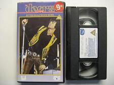 "DOORS / THE DOORS ""AT THE HOLLYWOOD BOWL"" - VHS VIDEO"