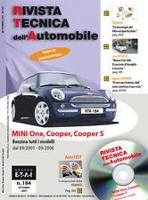 Manuale tecnico riparazione e manutenzione auto - Mini One, Cooper, Cooper S