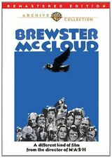 BREWSTER MCCLOUD (1970 Bud Cort) remastered Region Free DVD - Sealed