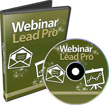 Discover How to Create a High-Converting Webinar Landing Page-Videos on 1 CD