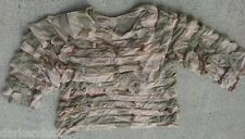 BRITISH SAS SPECIAL FORCES SNIPER GHILLIE SUIT ANTI-THERMAL TICS DESERT CAMO NEW