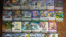 Cardfight Vanguard CFV Gold Paladin Liberator Alfred Monarch Blaster Blade Gold