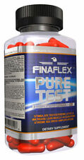 FINAFLEX PURE TEST*(6FT) 120 CAPS*NEW*SEALED*TRUSTED SELLER