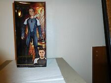 2013 THE HUNGER GAMES CATCHING FIRE PEETA DOLL BARBIE COLLECTOR