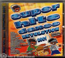 SUPER HITS DANCE REVOLUTION 2001
