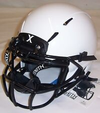 Xenith Epic Youth Football Helmet SM White w/Black Pride Mask  MAKE OFFERS