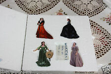 GONE WITH THE WIND ORNAMENTS – SCARLETT 3RD ISSUE IN LEGENDARY COSTUMES SERIES
