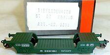 Bauzug Tiefladewagen St DR Ep.IV Peresvet 3313 TT 1/120 OVP #HK6 å