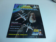 STAR WARS INSIDER Magazine #23 PREMIERE ISSUE HOLIDAY SPECIAL RARE PHOTOS 1994