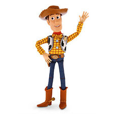 """Woody sound talking Doll Toy Story Pull String Figure Sheriff Cow Boy 16""""GIFT UK"""