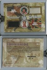 2009 Sportkings Spring Expo Redemption (SK-11) Mario Andretti & Nigel Mansell /9