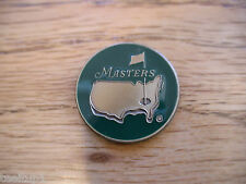 MASTERS GOLF CLUB AUGUSTA NATIONAL OLDER BALL MARKER PGA RARE NEW