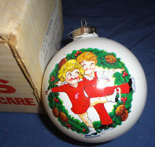 Campbell Soup Christmas Ornament 1983