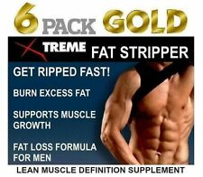 T5 Max Strength Fat Stripper Weight Loss Fat Burner Slimming Lean Muscle Abs