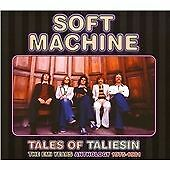Soft Machine - Tales of Taliesin (The EMI Years Anthology 1975-1981)  2CD  NEW