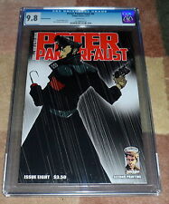Peter Panzerfaust 8, CGC 9.8 NM/MT, 1st Hook, 2nd print