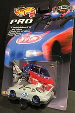 Team Hot Wheels Pro Racing Test Track STP #43 Pontiac Grand Prix NASCAR