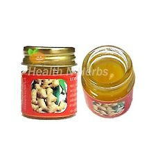 Buy 5 Get 1 Free! HOT GINGER BALM 5G. SOOTHING BALM KEEP WARMING AND PAIN-RELIEF