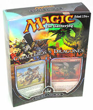 Knights vs. Dragons Duel Deck - FOREIGN - SPANISH - Sealed - New - MTG ABUGames
