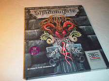 "rare Mindscape Amiga game  ""SHADOWGATE""  EXCELLENT US SELLER"