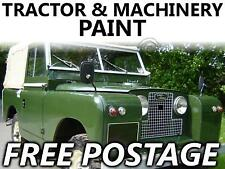 Tractor Agri Enamel Paint Land Rover Green Defender 1LT